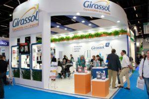 Estande da Girassol faz sucesso na 26ª Higiexpo